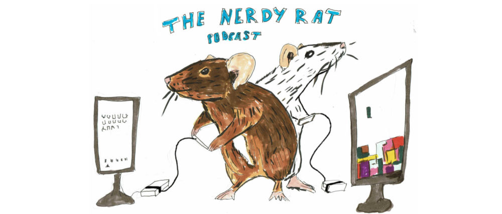 The Nerdy Rat Podcast